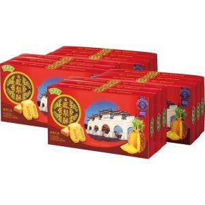 台湾 パイナップルケーキ (袋付き) 12箱セット 台湾パイナップル菓子 台湾伝統菓子 bisho