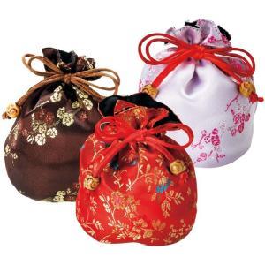 台湾 巾着入り ミニ パイナップルケーキ 3袋セット 台湾人気 台湾土産 bisho
