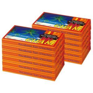 グアム マカデミアナッツチョコレート 12箱セット グアムみやげ定番  セットでお得|bisho