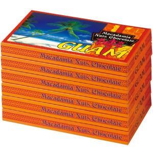 グアム マカデミアナッツ チョコレート 6箱セット グアム定番 グアム人気 |bisho