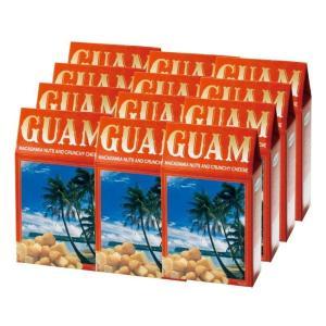 グアム チーズ&マカデミアナッツ 12箱セット グアムみやげ 人気ナッツ|bisho