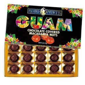 グアム アイランド マカデミアナッツ チョコレート  グアムチョコレート グアム定番チョコ|bisho