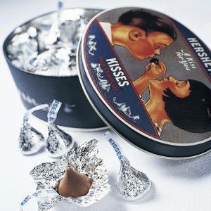 グアム ハーシー ノスタルジック キスチョコレート 5缶セット グアムチョコ キスチョコ かわいいチョコ インスタ映え|bisho