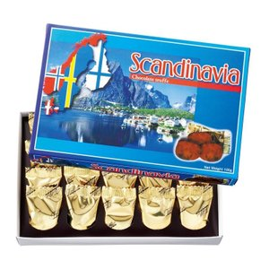 北欧 スカンジナビア チョコトリュフ 北欧みやげ スカンジナビア土産