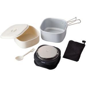 トラベル マルチ クッカー (電気調理器 国内・海外対応 旅行用品)|bisho