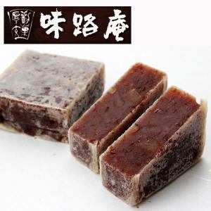 味路庵 きんつば(プレーン)6個×4箱セット・送料無料(のし紙不可)|bishokuc