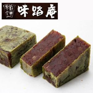 味路庵 抹茶きんつば6個×4箱セット・送料無料(のし紙不可)|bishokuc