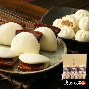 長崎「ふくみ屋」角煮・ぶたまんセット・送料無料|bishokuc