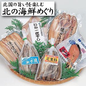 海洋深層水セット(干物・ほっけ・いか・こまい・鮭)・送料無料 bishokuc