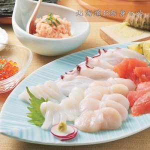 北海道お刺身セット・北の海鮮めぐりギフト・送料無料|bishokuc