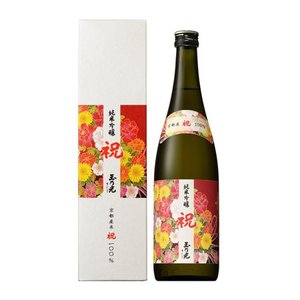 【玉乃光】純米吟醸「祝 100%」(720ml) [日本酒]|bishokuc