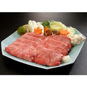 茨城県・常陸牛すきやき (もも550g)|bishokuc