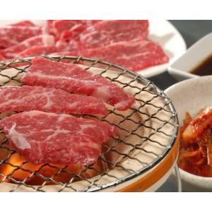 滋賀県・近江牛焼き肉 (もも・バラ 500g)|bishokuc