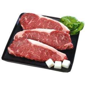 岩手県・いわて短角和牛 サーロインステーキ 計420g(140g×3枚)|bishokuc