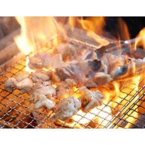宮崎県・「日向屋」 鶏もも炭火焼 (100g×8)|bishokuc