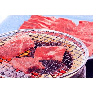 岩手県・いわて短角牛(短角和牛) 焼き肉 (もも・バラ 350g)|bishokuc