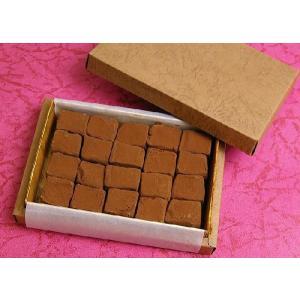 生チョコレート20粒【パティスリー『TakaYanai』】|bishokuc