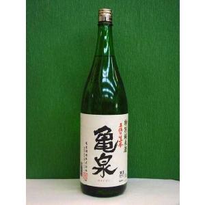 亀泉 特別純米酒 1800ml 高知県、亀泉酒造(株) 淡麗辛口|bishunomikawaya