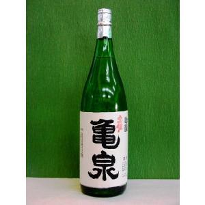 亀泉 吟醸酒 1800ml 高知県、亀泉酒造(株)、淡麗辛口 バレンタインデー、母の日、父の日、御祝、御礼等のギフトにも|bishunomikawaya