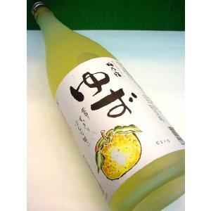 柚子の酒 梅乃宿【ゆず】1800ml 誕生日、母の日、父の日等のギフトにも|bishunomikawaya
