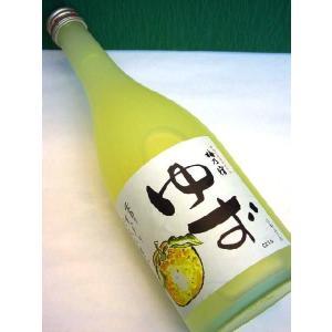 柚子の酒 梅乃宿【ゆず】720ml 誕生日、母の日、父の日等のギフトにも|bishunomikawaya