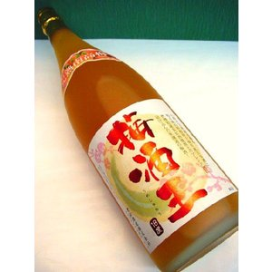 無濾過梅酒 【梅酒王】 1800ml 大分県:老松酒造(株)|bishunomikawaya