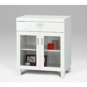ISP-7060GH(ホワイト)/アイ・スペース/食器棚・リビング/マルカ|bismokku