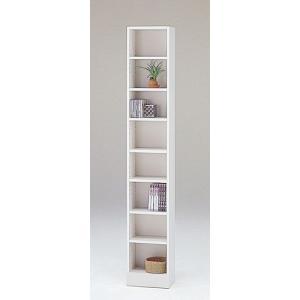 LOF-1830S(ホワイト)/ロフティ/書棚・飾り棚/マルカ|bismokku
