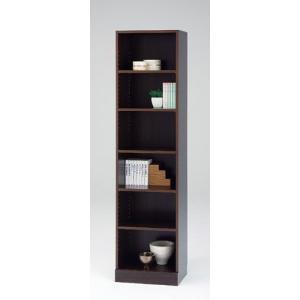 LOF-1845(ウォールナット)/ロフティ/書棚・飾り棚/マルカ|bismokku