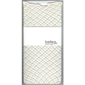 belleg ラメネット トーションソックス (ブラック 黒・キナリ)(日本製 Made in Japan) ネットソックス 網ソックス 靴下 レディース|bisokuhanamai|06
