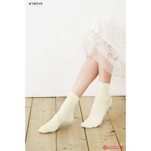 【春のトレンド】ロークルーソックス ショート丈 (日本製・抗菌防臭加工・全13色)|bisokuhanamai|05