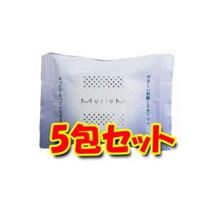 ナンバースリー ミュリアムクリスタル 薬用炭酸バスタブレット 30g × 5包セット (医薬部外品) bisousinka