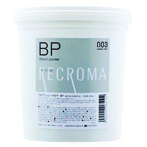 ナンバースリー プロアクション リクロマ ブリーチパウダー(BP) 400g (ヘアカラー1剤)(医薬部外品)(業務用)