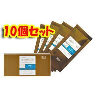 (送料無料)ナンバースリー トリシスコア CEプラス (12g×4包入り) × 10個セット|bisousinka