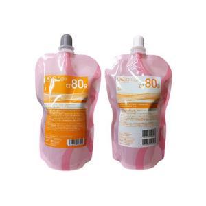 デミ ウェーボフィージェ CT80B (パーマ 1剤:CT80XB-1/2剤:TiBR-2 各400ml) (医薬部外品)(業務用)|bisousinka