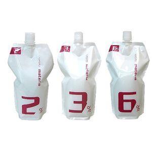 ルベル マテリア オキシ 1000ml (レフィル)(ヘアカラー2剤)(医薬部外品)(業務用)|bisousinka