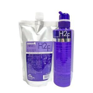 ミルボン プラーミア リファイニング H2F 600ml (詰替用)(業務用) + 500mlサイズ...