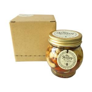 マイハニー MY HONNEY ナッツの蜂蜜漬け 200g 小箱付き bisousinka