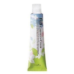 ナプラ HBケアテクトカラー グレイファッション ココアブラウン(CCB) 80g (ヘアカラー1剤)(医薬部外品)(業務用)|bisousinka