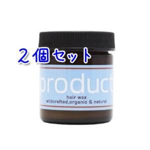 (送料無料)ザ・プロダクト product ヘアワックス 42g × 2本セット|bisousinka