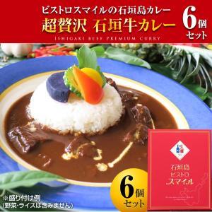 「超贅沢石垣牛カレー」【6個】詰め合わせギフトセット bistrosmile