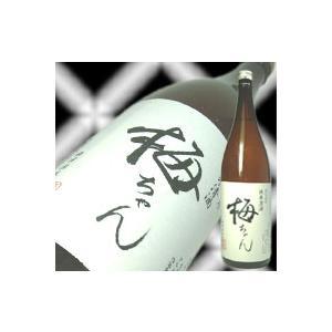 果実酒用純米清酒 梅ちゃん1800ml(日本酒)鳥取県産の地酒|bisuian