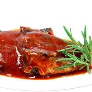 平松食品 TERIYAKI FISH いわし甘露とまと煮|三河つくだ煮(甘露煮) ご飯のお供 惣菜|bisyoku