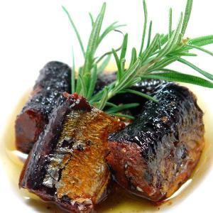 平松食品 TERIYAKI FISH さんま甘露煮おりぃぶ油漬 三河つくだ煮(甘露煮) ご飯のお供 惣菜 bisyoku