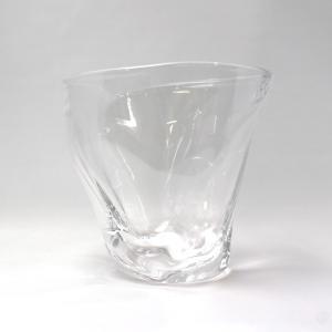 glass calico グラスキャリコ ハンドメイド ガラス酒器 ミナモ 焼酎 ロックグラス ギフト おしゃれ|bisyukiya