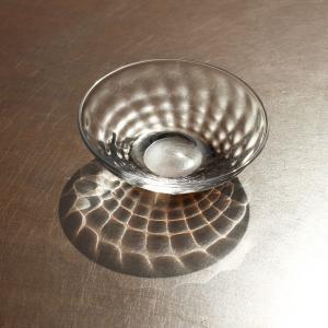glass calico グラスキャリコ ハンドメイド ガラス酒器 澄 (すみ) 盃 さかずき 冷酒杯 ギフト おしゃれ|bisyukiya