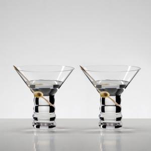 リーデル ワイングラス リーデル・オー マティーニ (2個入)  414/77 カクテルグラス RIEDEL 正規品|bisyukiya