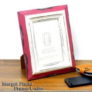 写真立て フォトフレーム マルゴットフォトフレーム Margot photo frame L size あすつく|bit