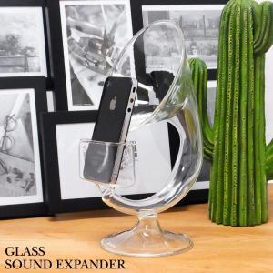 ガラス サウンド エクスパンダー ダルトン GLASS SOUND EXPANDER DULTON  あすつく|bit
