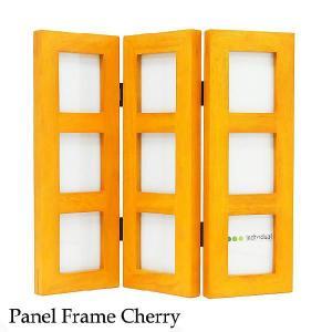 写真立て フォトフレーム パネルフレーム チェリー Panel frame Cherry あすつく|bit